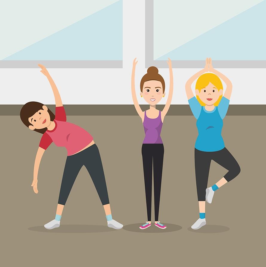 女性如何健康减肥啊减肥都有哪些原则攻略2
